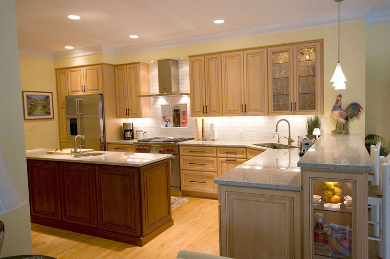 Glass Cabinets Sterling Middleburg, Kitchen Cabinets Northern Virginia