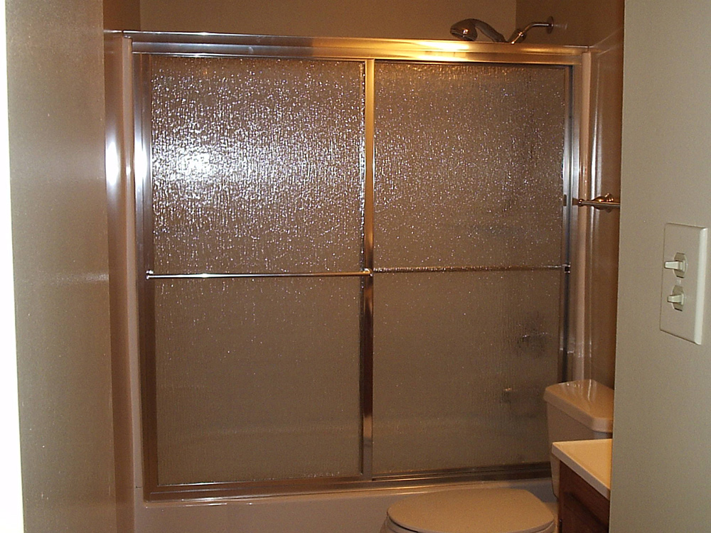 Framed Shower Sterling, Middleburg, Warrenton